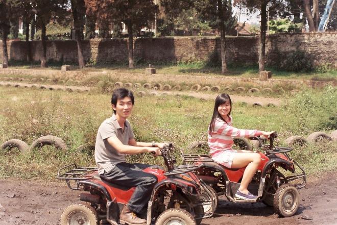 De Ranch ATV