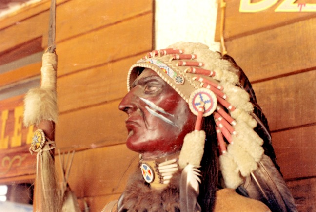 De Ranch Indiana Man
