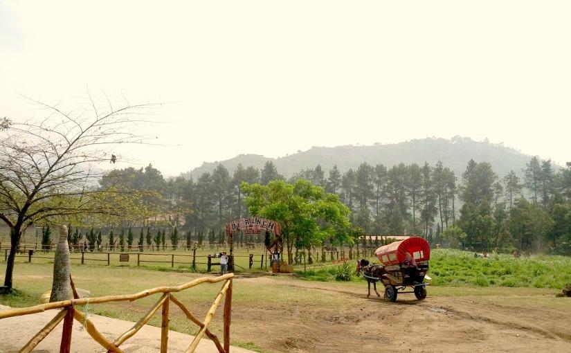 De Ranch, Lembang,Indonesia