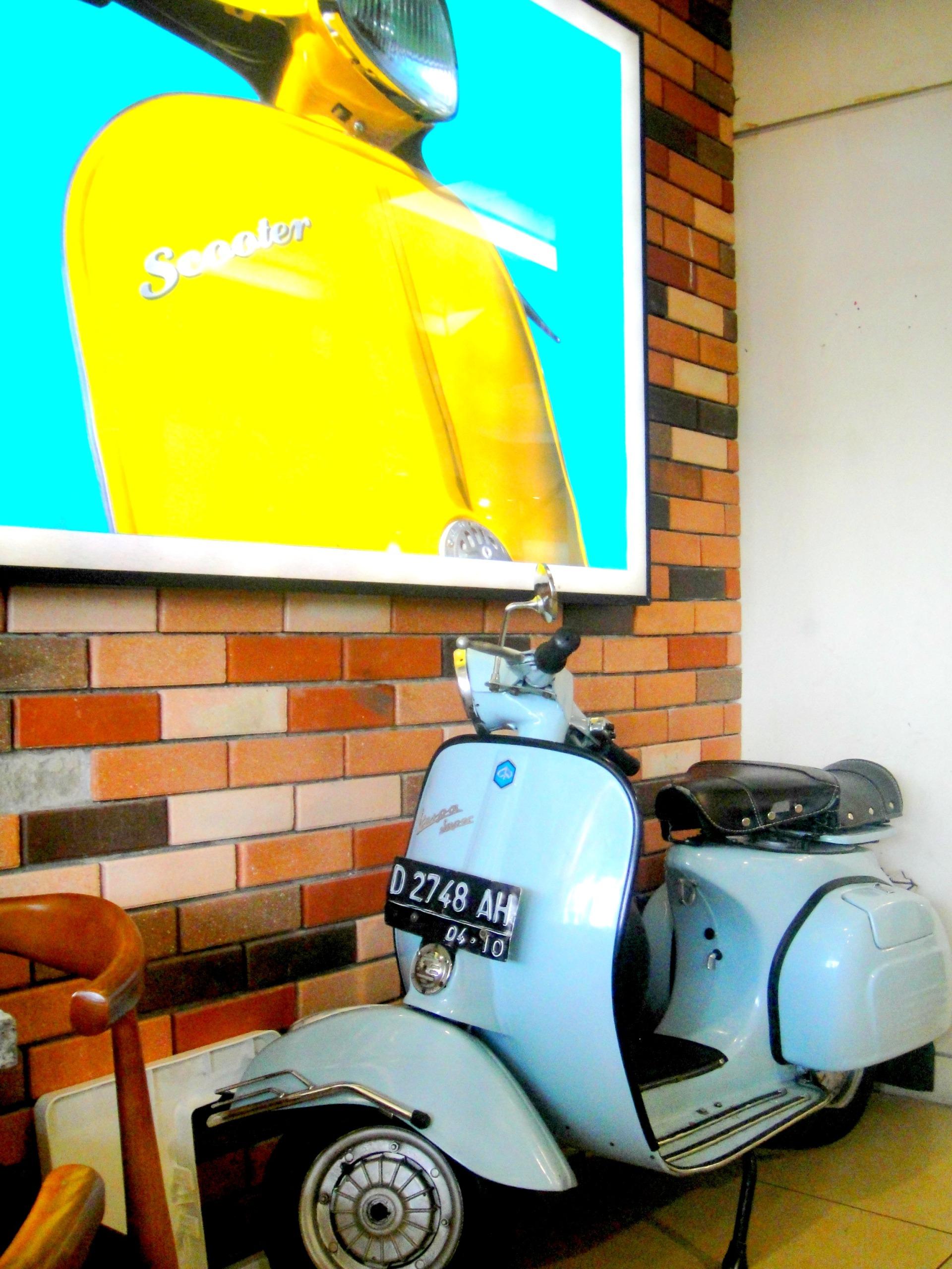 Kopi Scooter Bandung