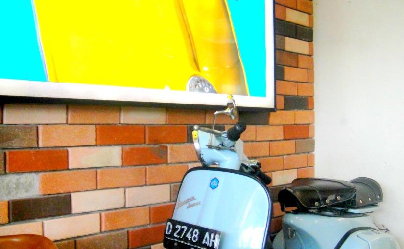 Kopi Scooter, BandungIndonesia