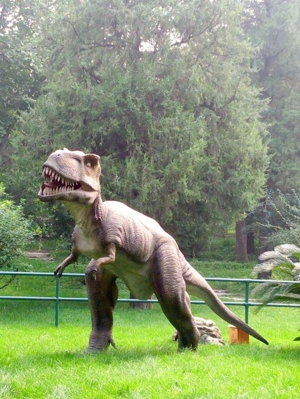 Dinosaur Beijing