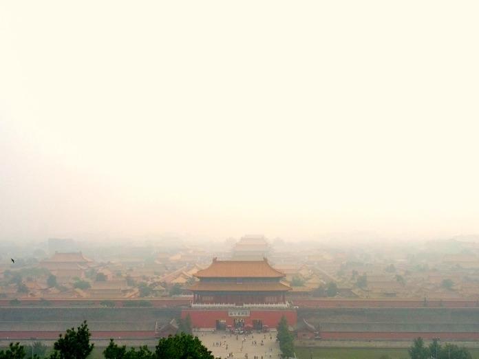 Jingshan Park View