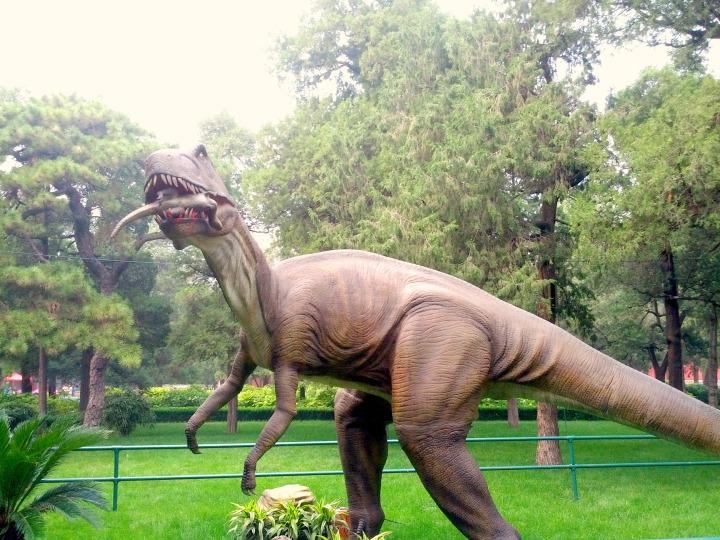 Dinosaur Park China
