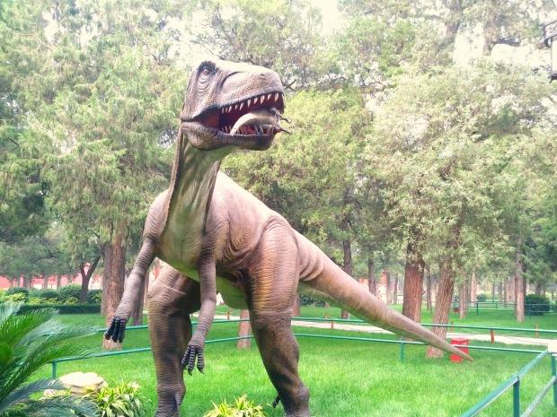 Dinosaur Park Beijing