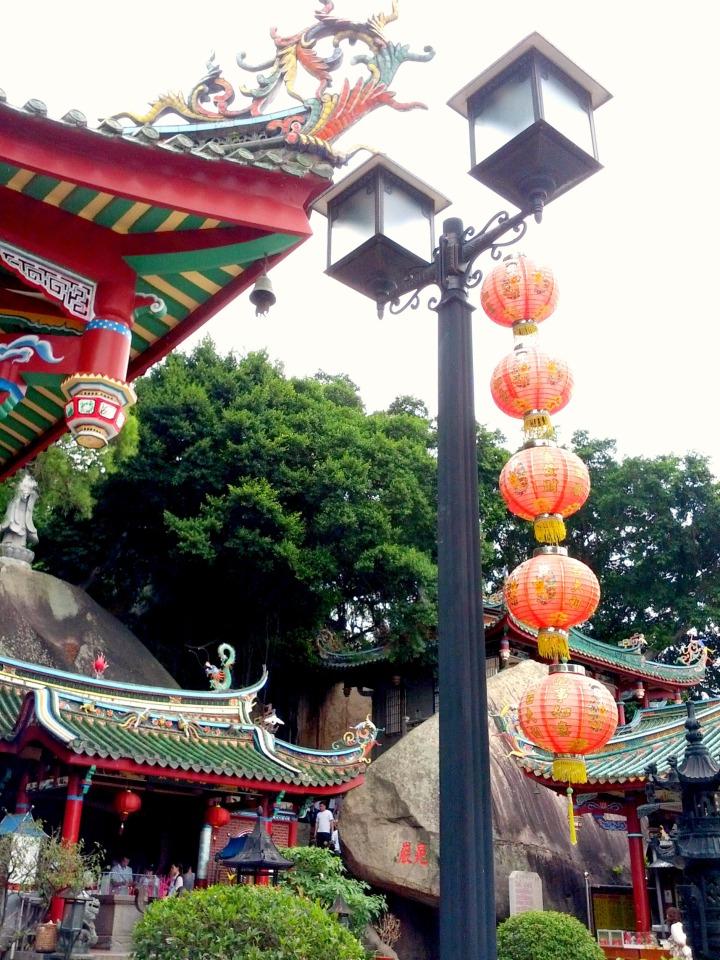 Gulangyu Temple