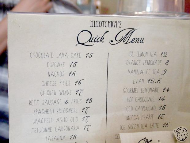 Ninotchka Cafe