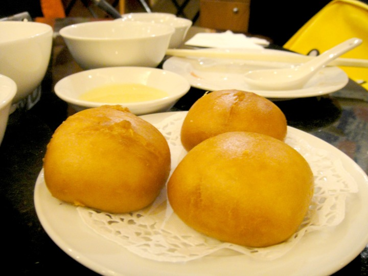 Fried Mantou