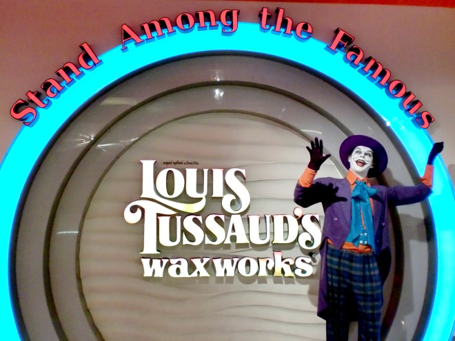 Louis Tussaud Pattaya