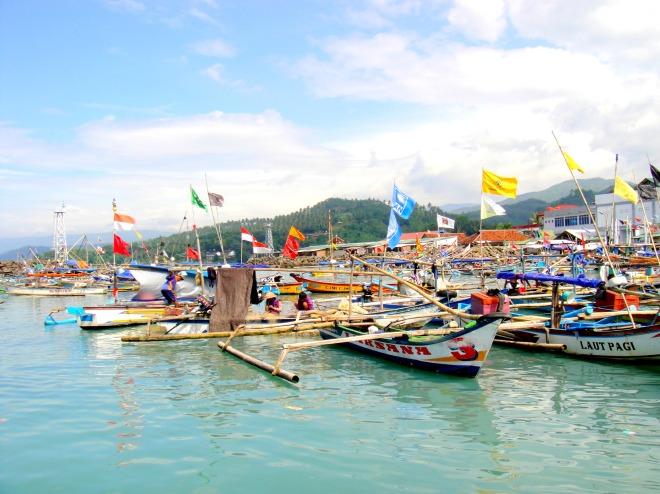 Pelabuhan Ratu Harbor