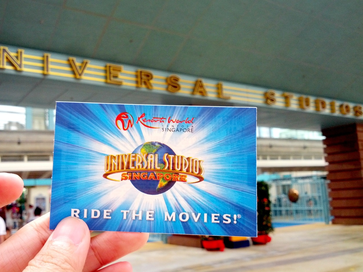 Universal Studio Ticket