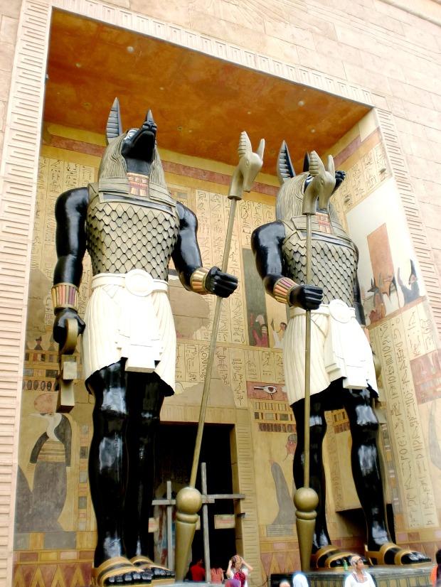 Revenge of The Mummy Universal Studio Singapore