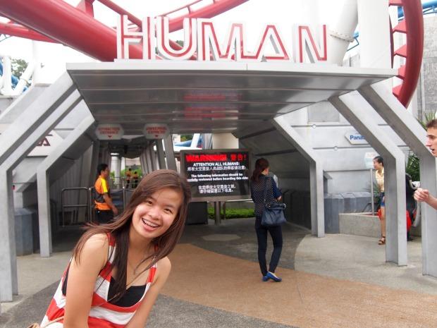 Human Universal Studio Singapore