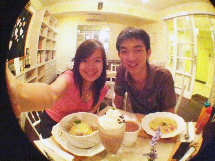 Sharon Loh and Fredric Sanjaya