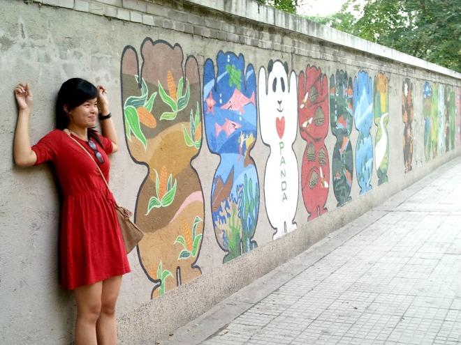 Panda Beijing Zoo