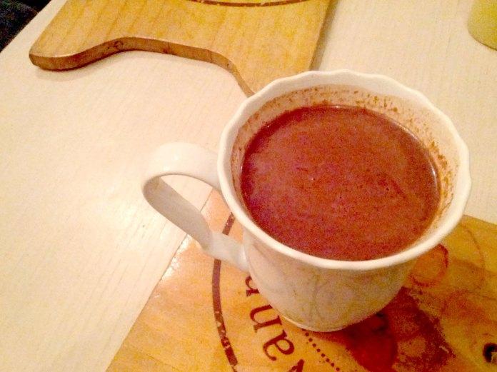 Hot Chocolate Nanny's Pavillon