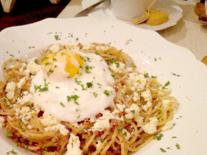 Nanny's Pavillon Spaghetti