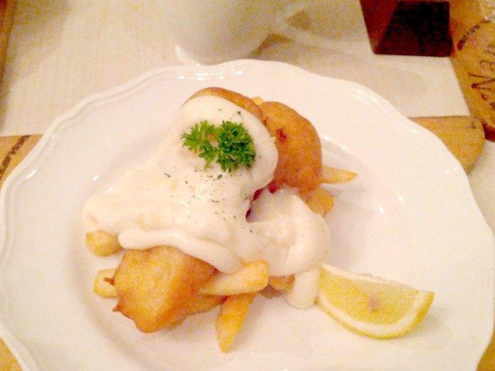 Nanny's Pavillon Fish and Chips