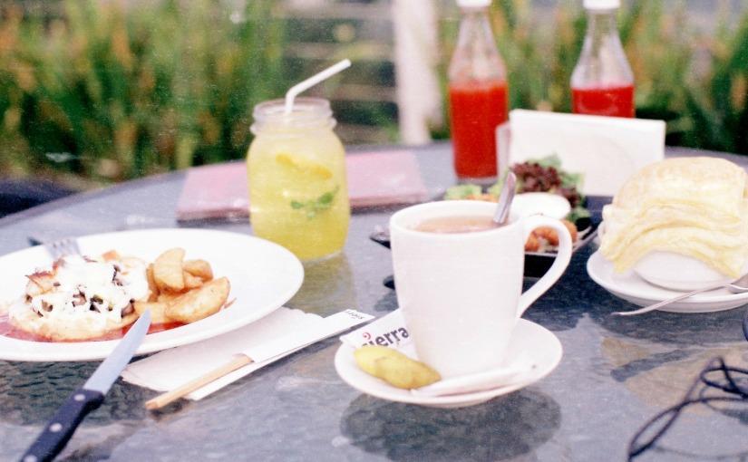 Sierra Cafe Food