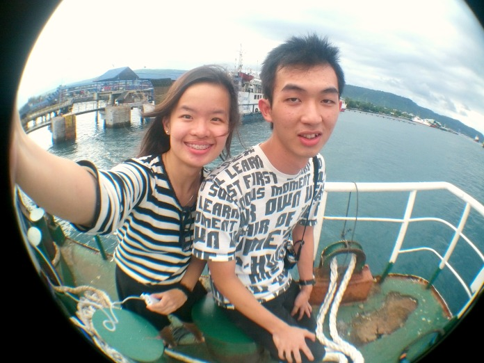 Ferry Ride to Bali