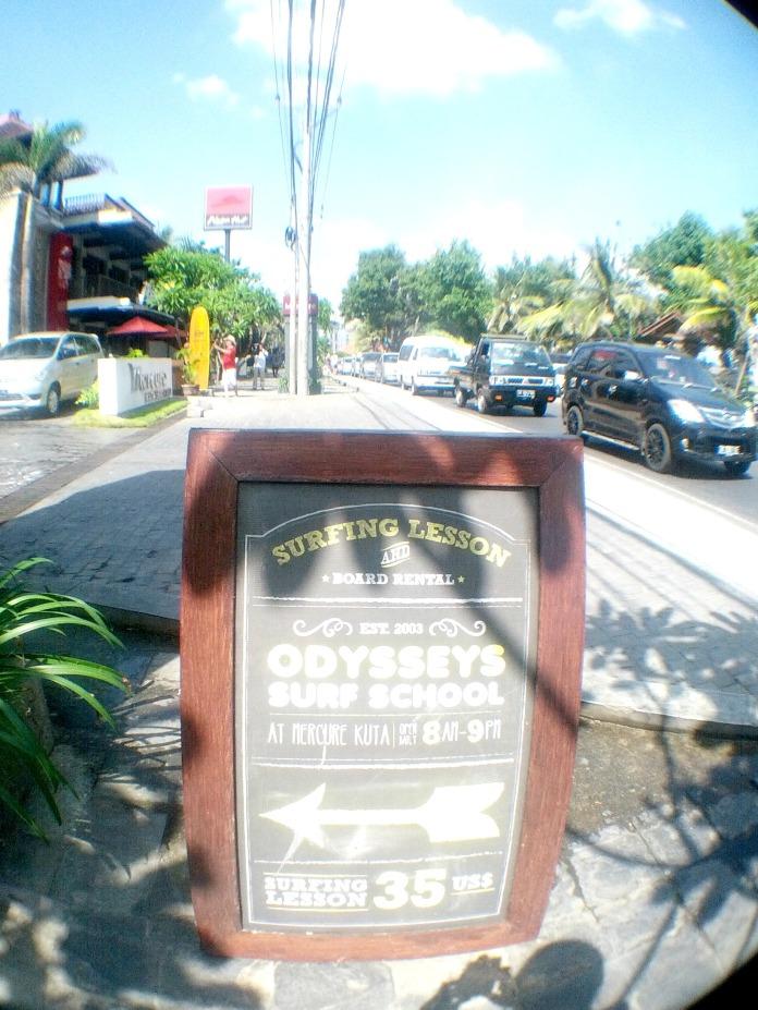Odyssey's Surfing School