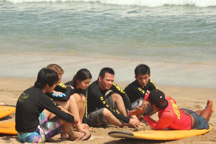 Odyssey's Surf School
