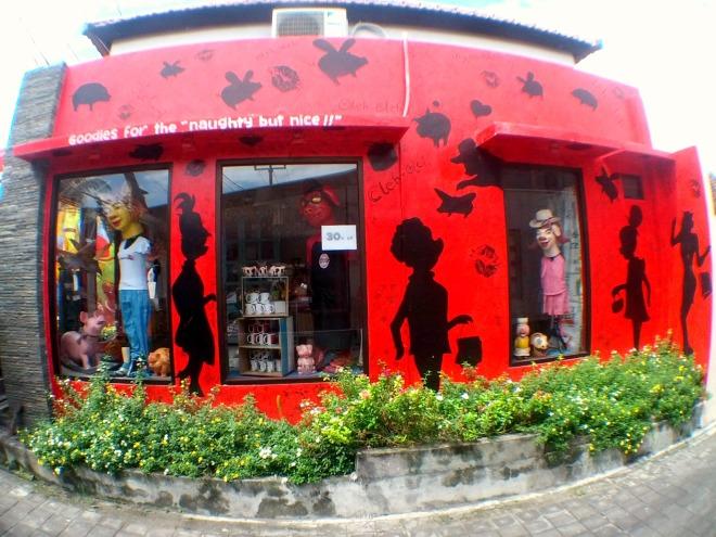 Naughty Nuri's Shop