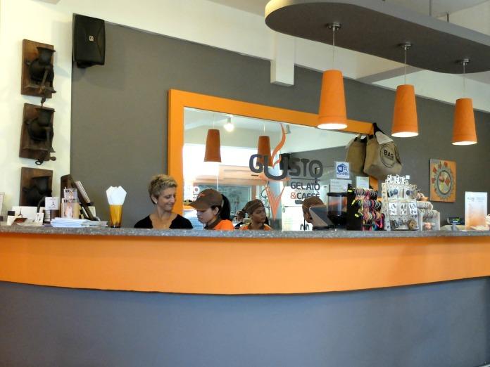 Gusto Gelato and Caffe Bali