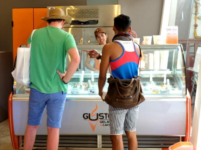 Gusto Gelato Bali