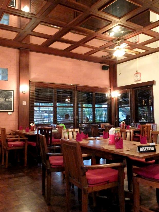 Arena Pub and Restaurant Interior