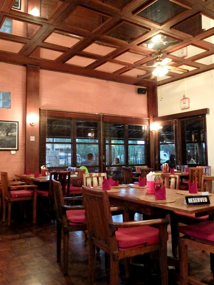 Arena Pub and Restaurant Interior