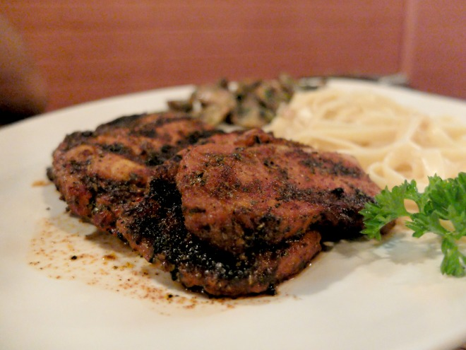 "Pork Steak ""Holzfaller"""