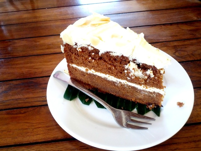 Luthu's Carrot Cake