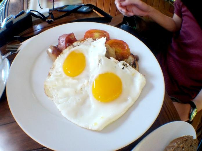 Luhtu's English Breakfast Set
