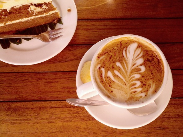 Luhtu's Cappuccino