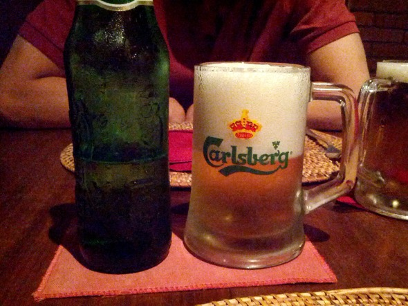 Calsberg Beer