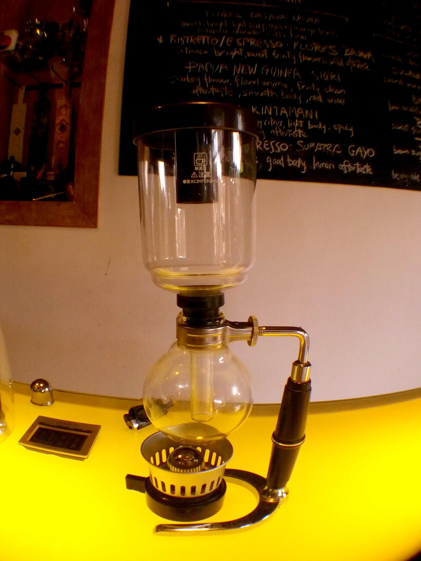 Starbucks Siphon Coffee Maker : Ubud in One Day My Way Sharon Travelogue