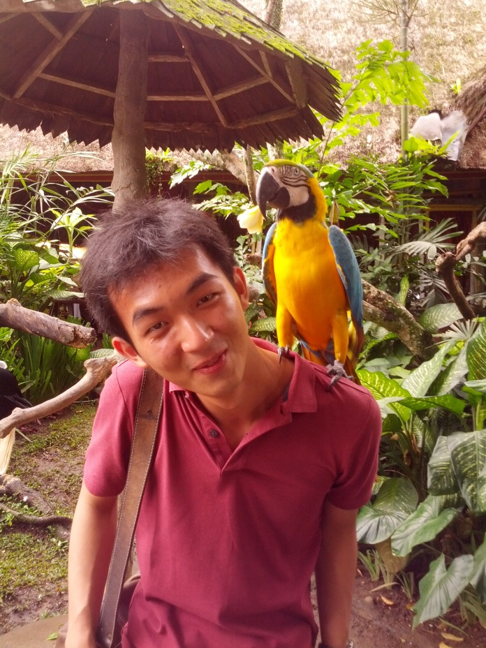 Bird Park at Antonio Blanco Museum