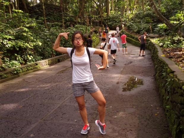 Sacred Monkey Forest Sanctuary, Ubud