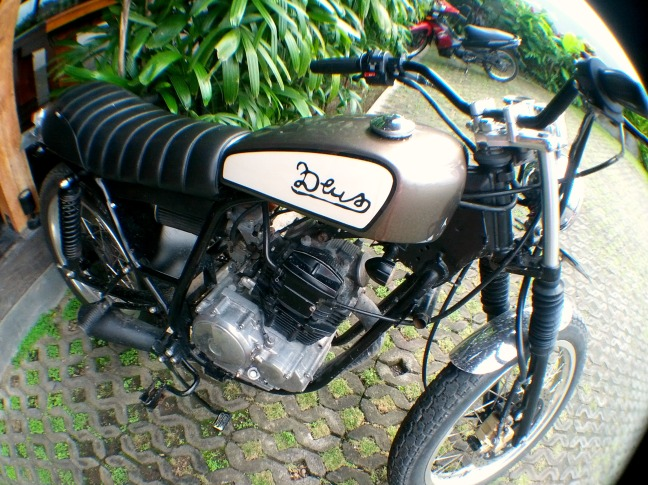 Deus Ex Machina Motorcycle