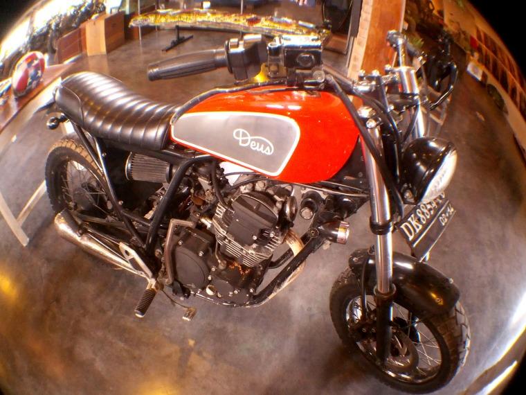 Deus Ex Machina Motorcycle