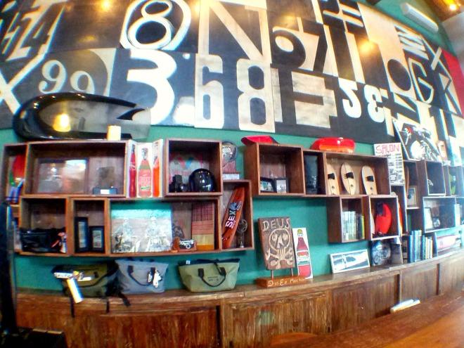 Deus Ex Machina Store