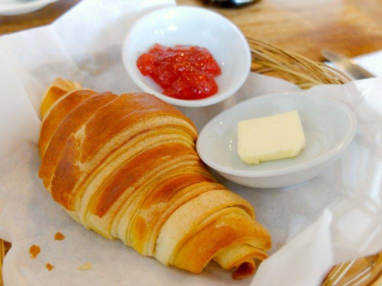 Croissant Bread Basket