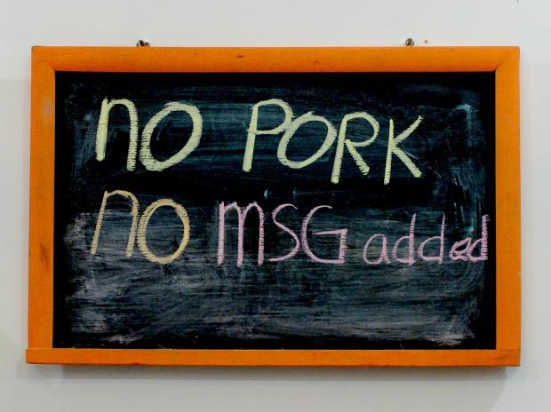 Bho Bho Thai No Pork