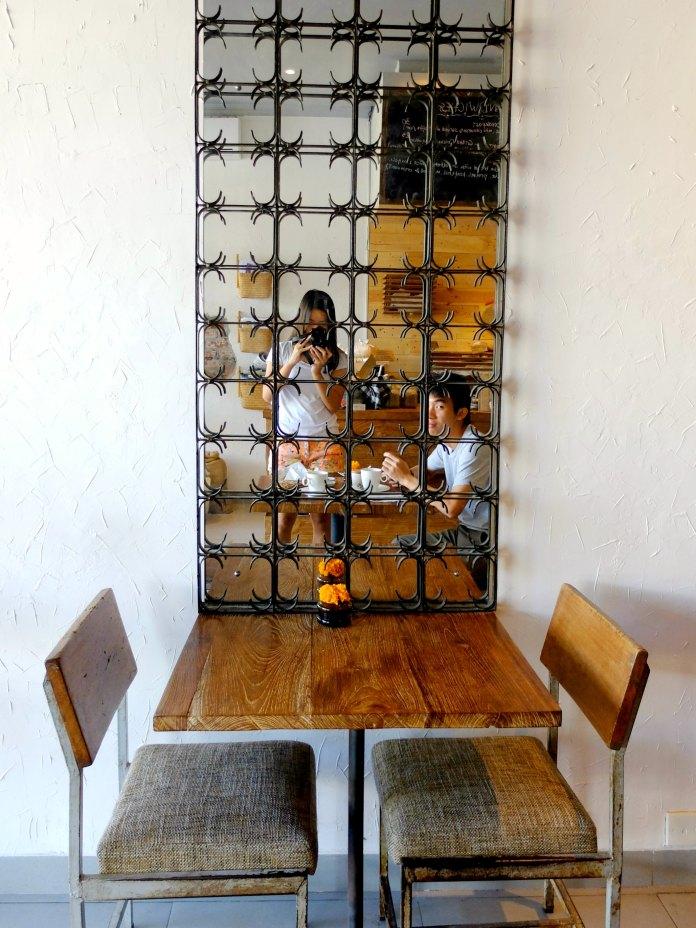 Bread Basket Interior