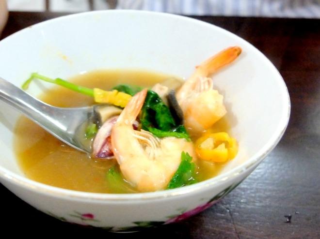 Tom Yum Goong Bali