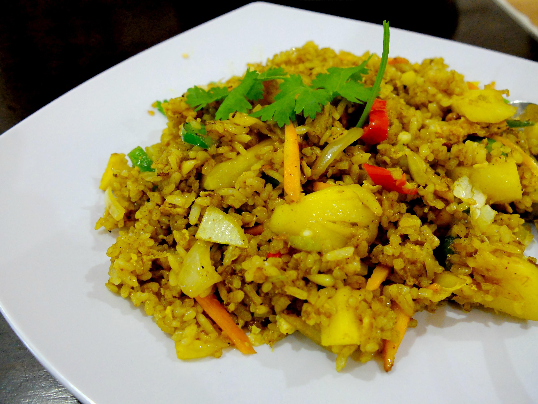 Warung bho bho thai tasty thai food in bali sharon loh for Fred s fish fry