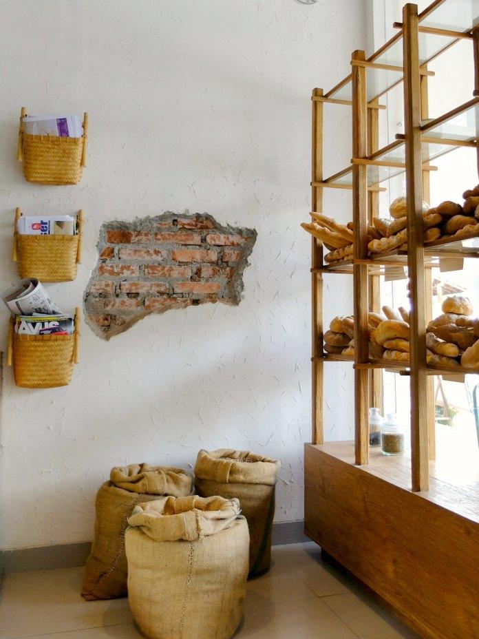 Bread Basket Sanur Interior