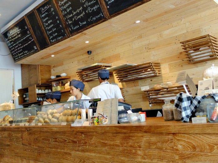 Bread Basket Counter
