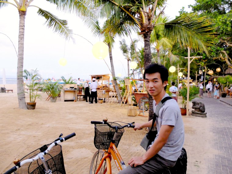 Bicycle Sanur Bali
